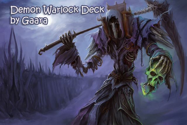 demon warlock deck