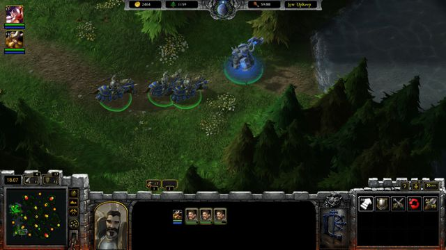 armies of azeroth mod