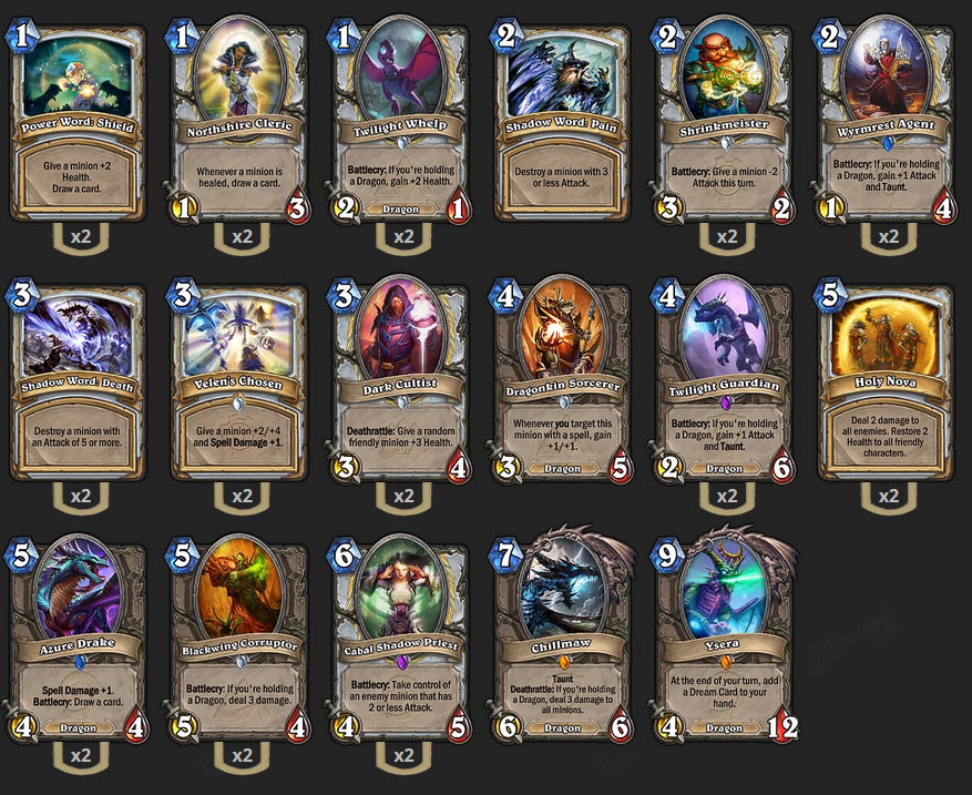 youtube how to build a hearthstone deck