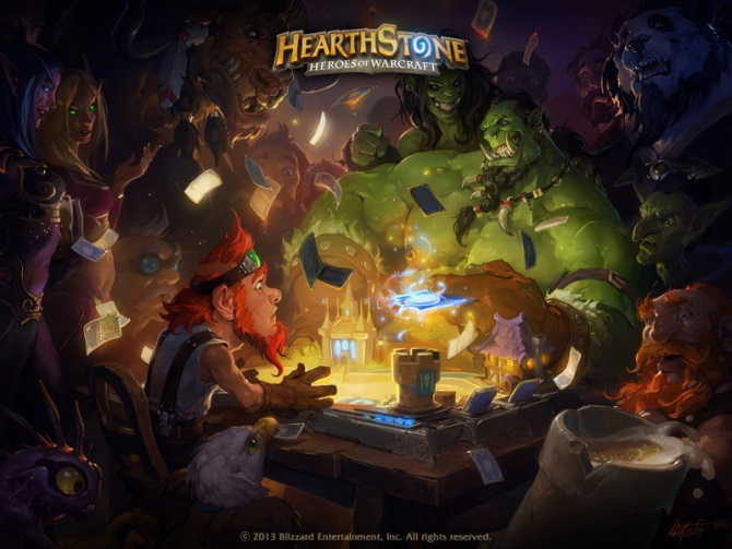 Hearthstone за кого лучше играть