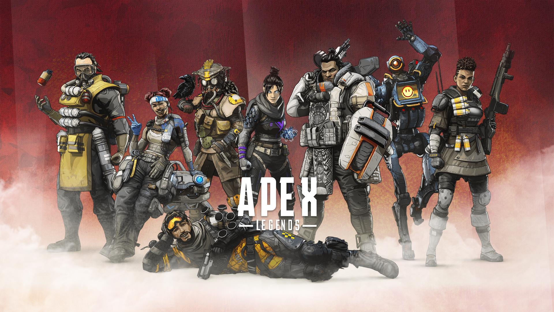 Apex legends, steam, guide