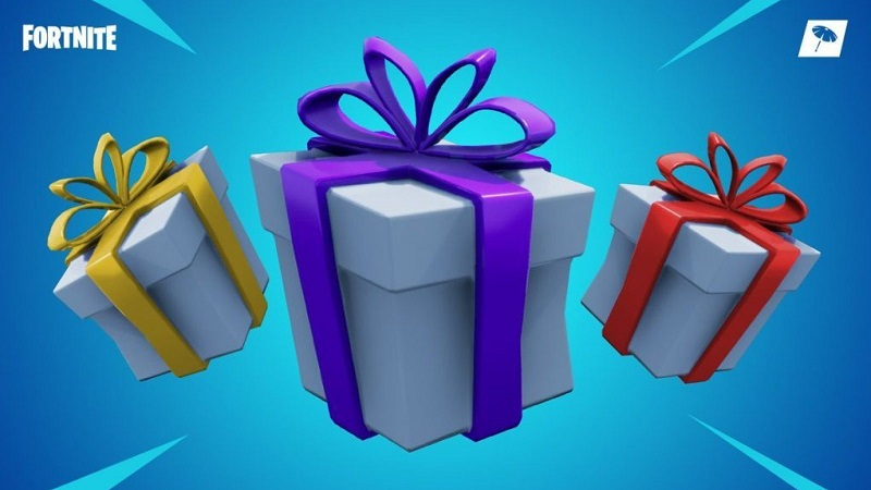 Fortnite gifts